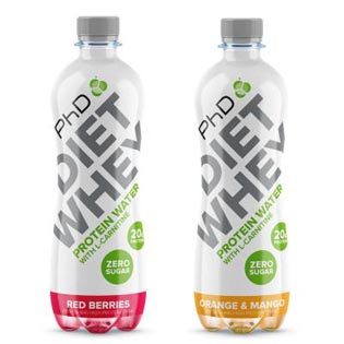 Diet Protein Water 500ml