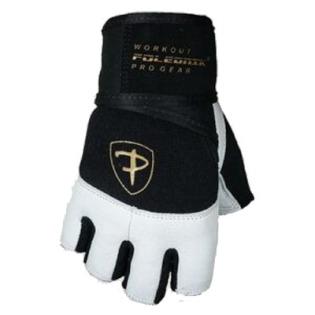 Fitness rukavice Bulldog s omotávkou