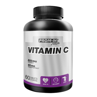 Vitamin C800 + Rose Hip extract 60tbl. - Prom-IN
