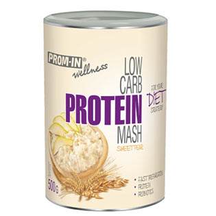 Low Carb Workout Mash 500g - hruška