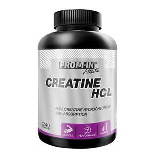 Creatine HCL  240 kapslí