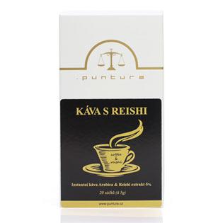 Káva s Reishi  20x 5 g
