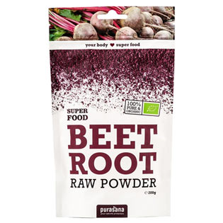 Beetroot Powder BIO 200g - Purasana