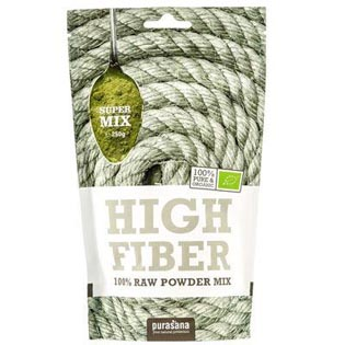 Higher Fiber Mix BIO 250g - Purasana