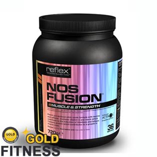 NOS Fusion 720g - Reflex Nutrition