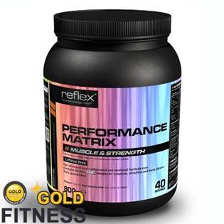 Performance Matrix 800g No Cafeine - Reflex nutrition