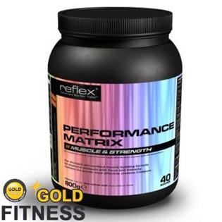 Performance Matrix Reflex Nutrition