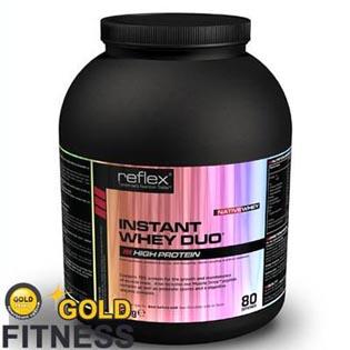 Instant Whey DUO 2kg - Reflex Nutrition