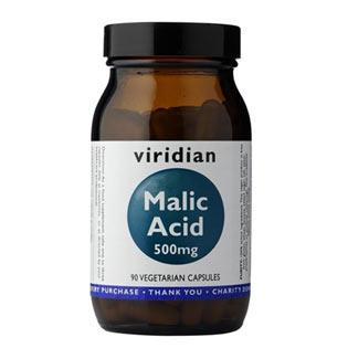 Malic Acid 90 kapslí - Viridian