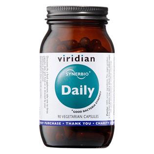 Synbiotic Daily 90 kapslí - Viridian