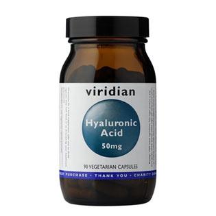 Hyaluronic Acid 90 kapslí - Viridian