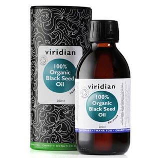Organic Black Seed Oil 200ml.
