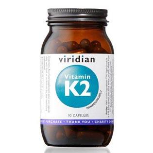 Vitamin K2 90 kapslí