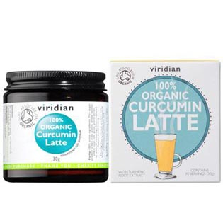 Organic Curcumin Latte 30g