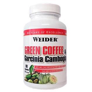 Green Coffee & Garcinia Cambogia 90 kapslí