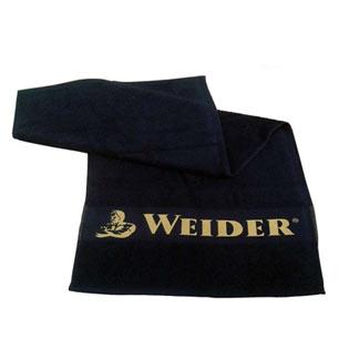 Ručník černý zlaté logo