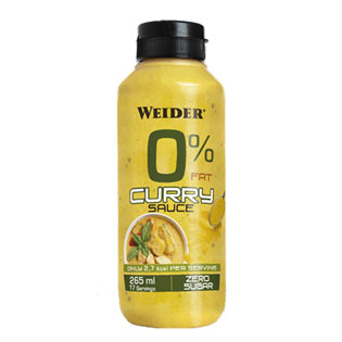 0% Fat Curry omáčka 265 ml