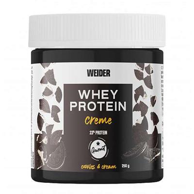 Whey Protein creme 250 g