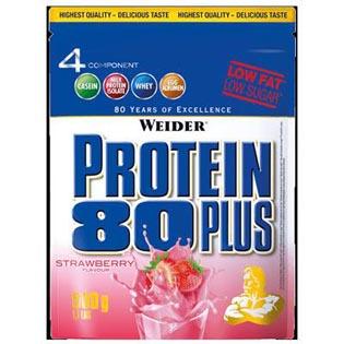Protein 80 Plus 500g sáček - brownie-čokoláda
