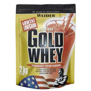 GOLD Whey 2kg - kokos-cookie