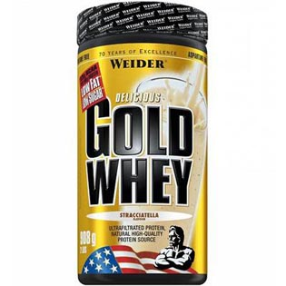 GOLD Whey 908g - kokos-cookie