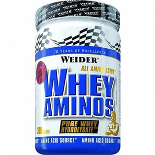 Whey Aminos 300tbl.