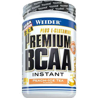 Premium BCAA Powder 500g - orange
