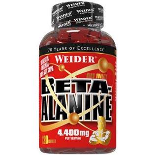 Beta Alanine 120 kapslí