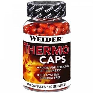 Thermo Caps 120 kapslí