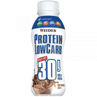 Muscle Low Carb Drink 500ml.