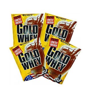 GOLD Whey - VZOREK 15g