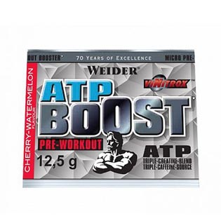 ATP Boost - VZOREK - 12,5g - cherry-watermelon