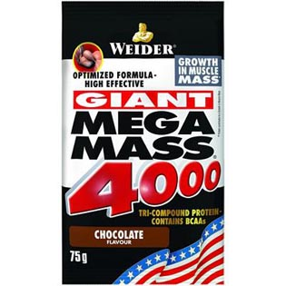 Mega Mass 4000 - VZOREK 75g