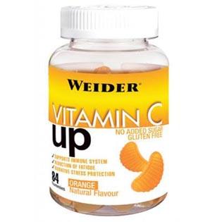 Vitamin C UP želatinové bonbóny 210g