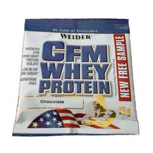 CFM Whey Protein - VZOREK 15g