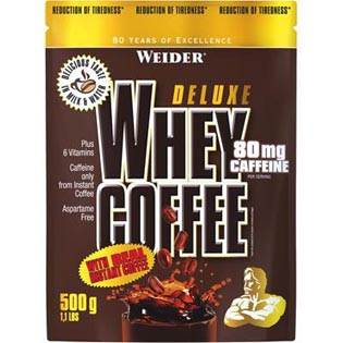 Whey Coffee 500g
