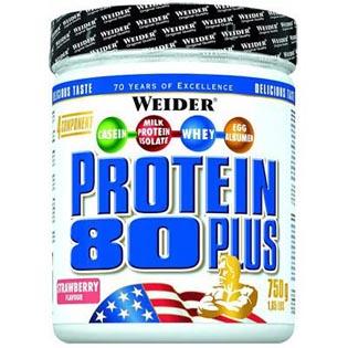 Protein 80 Plus 750g