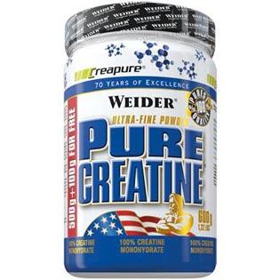 Pure Creatine 600g