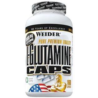L-Glutamine Caps 160 kapslí