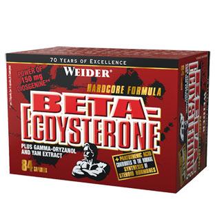Beta-Ecdysterone 84 kapslí