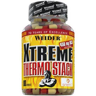 Xtreme Thermo Stack 80tbl. - Weider