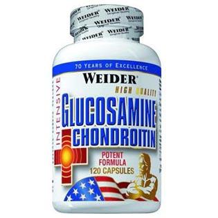 Glucosamine Chondroitin 120 kapslí
