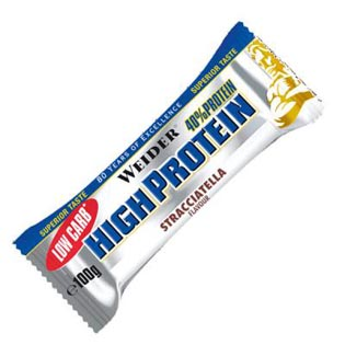 High Protein Low Carb Bar 100g