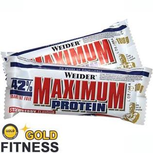 42% Protein bar 100g - Weider