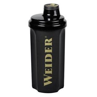 Shaker černý 700ml.