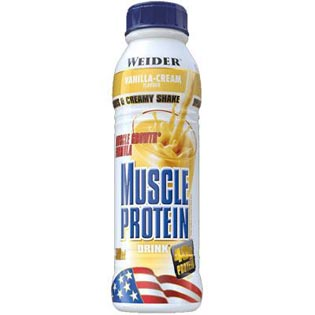 Muscle Protein Drink 500ml.