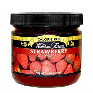 Strawberry Fruit Spread 340g - Walden Farms