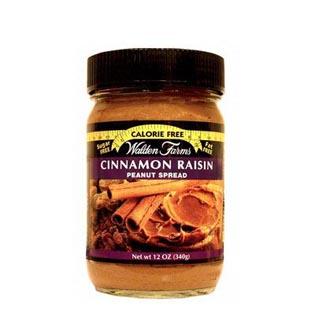 Cinnamon Peanut Spread 340g - Walden Farms