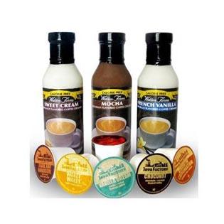 Coffee Creamers 335ml - Walden Farms