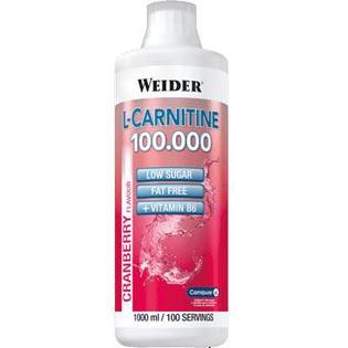 L-Carnitine 100.000 1000ml.